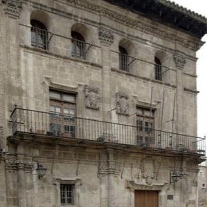 Estella, former city hall