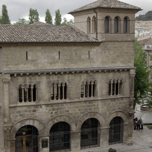 Estella, Palacio de los Reyes de Navarra