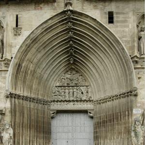 Estella, Church of the Holy Sepulchre