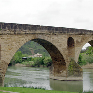 Puente la Reina, bridge