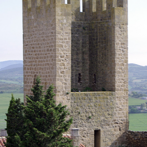 Cerco de Artajona - wall tower