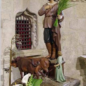 San Martin de Unx, Iglesia San Martin de Tours - St Cedro
