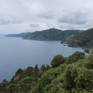 Hike from Framura to Levanto