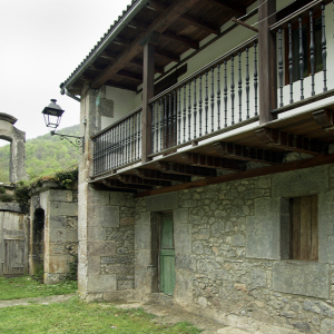 Fabrica de Orbaitzeta, workers' accommodation