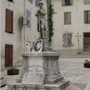 Montferrier War Memorial