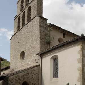 Montferrier Church