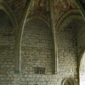 Château de Puivert  - chapel