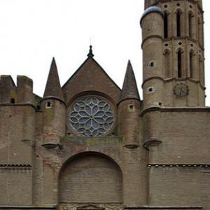 Montesquieu-Volvestre, Église St-Victor