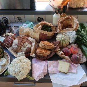 Morlaix Saturday Market