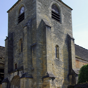 Saint-Geniès Church