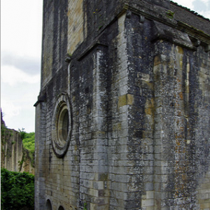 Saint-Amand-de-Coly Abbey