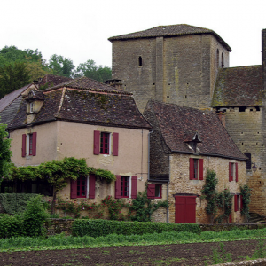 Urval fortified church