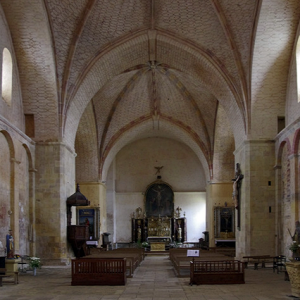 Saint-Avit-Sénieur Abbey