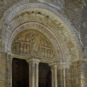 Carennac, Priory Church of St Peter
