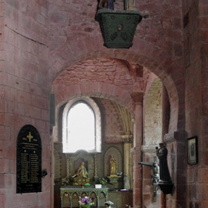 Collonges-la-Rouge, Église St-Pierre