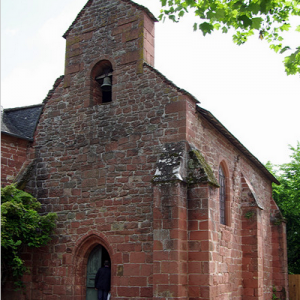 Collonges-la-Rouge, Chapelle des Penitents