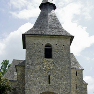 Turenne, Collégiale Notre-Dame de Pantaléon