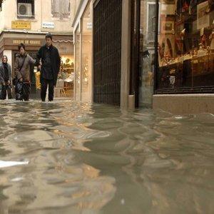 Venice Flooding 2018
