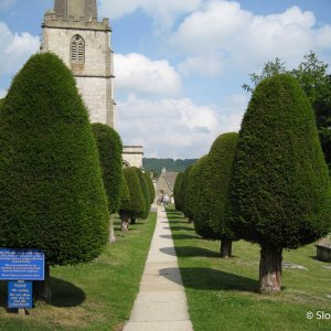 The Cotswolds - Painswick