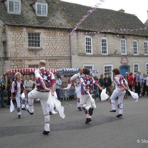 The Cotswolds - Morris Dancers