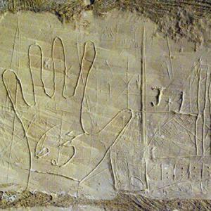Old Prison Museum, graffiti