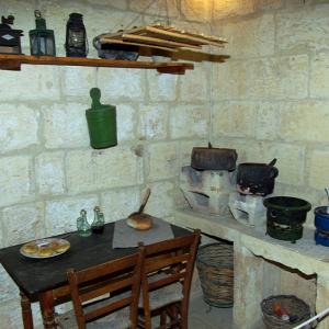 Kitchen, Ta' Kola Windmill