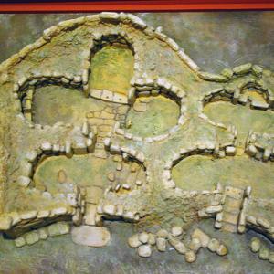 Model of Ggjantija Temples