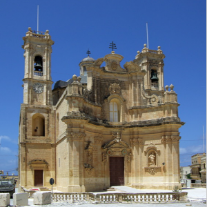 Church of the Visitation of Our Lady, Gharb