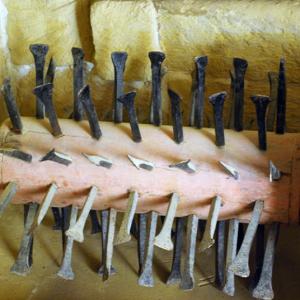 Cultivator, Gharb Folklore Museum