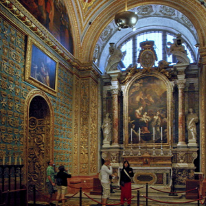St John's Co-Cathedral, Valletta