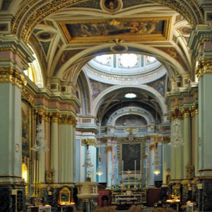 Church of St Francis of Assisi, Valletta