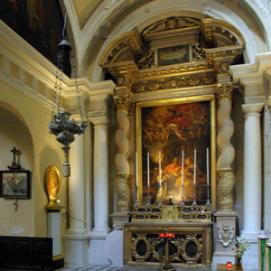 Church of the Jesuits, Valletta