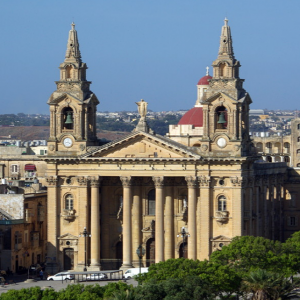 Church of St Publius, Floriana