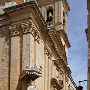 Carmelite Priory Church, Mdina