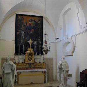 Carmelite Priory - Oratory