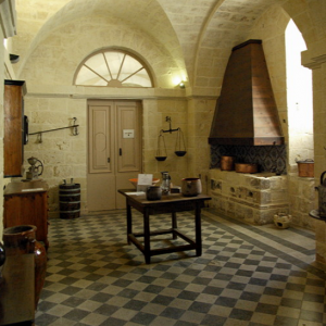 Carmelite Priory - old kitchen