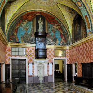 Carmelite Priory - refectory