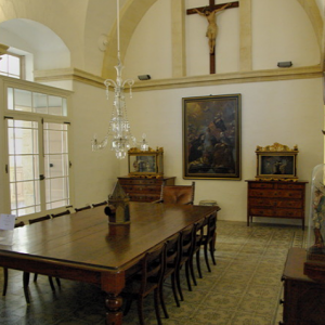 Carmelite Priory - Chapter House