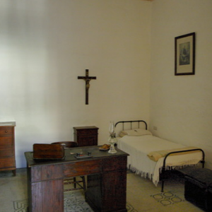Carmelite Priory - friar's cell