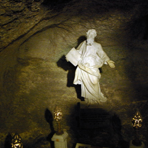 St Paul's Church -  grotto