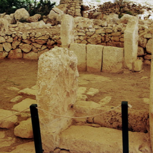 Mnajdra - eastern temple