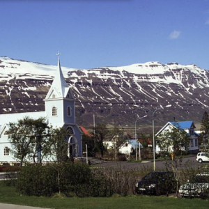Seydisfjördur Church