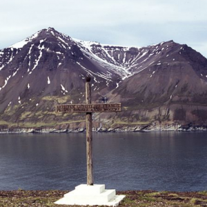Cross on Highway 94