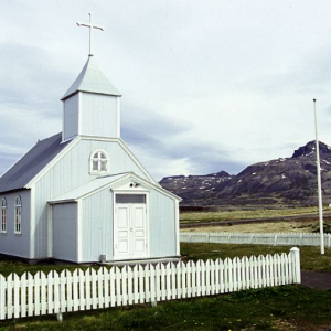 Bakkagerdi Church