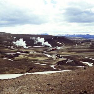 Krafla Thermal Power Station
