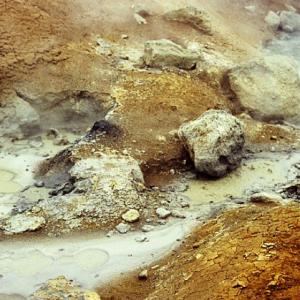 Víti - hot springs