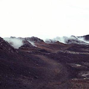 Leirhnjúkshraun - lava field