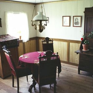 Laufás farm - guest chamber
