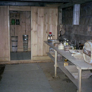 Laufás farm- pantry