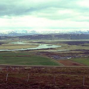 The area around Grenjadarstadur